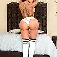 Sexy Full Ass Babe Lela Star Hardcore Exercide - image