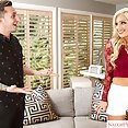 Cameron Dee Consoles Her Neighbor By Fucking Him - image