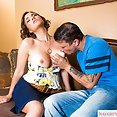 Krissy Lynn Banged By Her Neighbor's Hubby - image