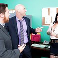 Busty Office Fuck with Darling Danika - image