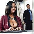 Hot Ass Ebony Chick Gets a Good Hard Fucking - image