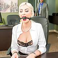 Hard Work Day for Austrlian Hotty Gigi Allens - image