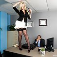 Britney Amber The Totally Hot Birthday Present - image