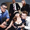 Boss Lady Julia Ann Rules the Office - image