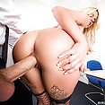 Candy Sexton First Hardcore Boy Girl Fuck Scene - image