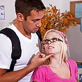 After School Fucking For Two Horny Students - image