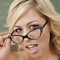 Zoey Monroe Gets Fucked By the Teacher - image