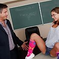 Presley Hart Takes The Teacher - image
