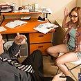 Teen Teaser and The Horny Teacher - image