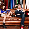 Hot Fucking For Bookworm Riley Reid - image