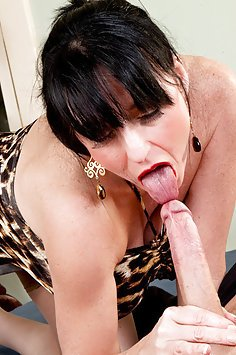 Cougar Karen Kougar Gets it hard