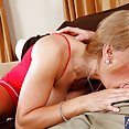 Horny cougar Tanya Tate gets what she wants - image