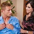 Sexy Ass Kendra Lust Cougar On The Prowl - image