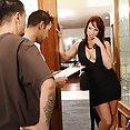 Cougar Nicki Hunter Gets What She Needs - image