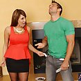 Busty Ava Devine Naughty Cougar - image