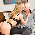 Busty MILF Brandi Love Sell House With Her Ass - image