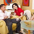 Sara Jay Makes Gay Man Straight or So She Thinks - image