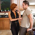 Cougar Veronica Avluv Rents Some Cock - image