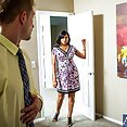 Cougar Sheila Marie Getting Herself Some Hot Action - image
