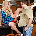 Busty MILF Holly Heart Fucks the Handyman - image
