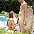 Outdoor Fucking Summer Passion - image