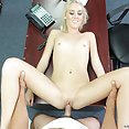 Roxxi Silver First Time Fucking On Cam - image