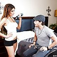 August Ames Got Boobs and Loves To Fuck - image