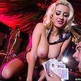 Blond Stripper Gets Wild - image