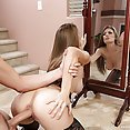 Yummy Babe in Lingerie Gets Fucked - image