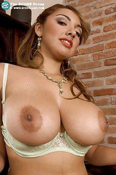 Paola Rios Mega Latina Boobies