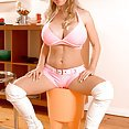 Insanely Busty and Hot Annina - image