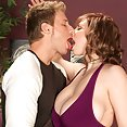 Christy Marks Titty Fuck - image