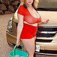 Ashley Sage Ellison Busty Car Wash - image