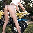 Alia Janine Born To Be Naked - image
