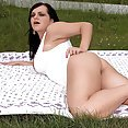Miss Pearls Bare Titty Picnic - image