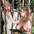 Busty Tit Fucking Amazon Babe - image
