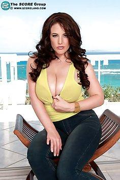 Angela White Cock Sucking Debut