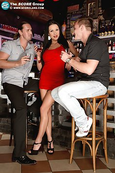 It Takes Two Men To Handle Patty Michova