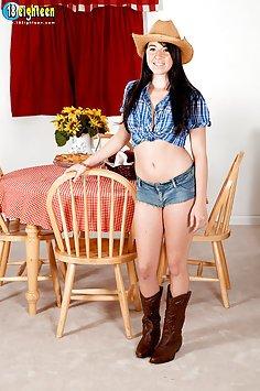 Freaky Farm Girl