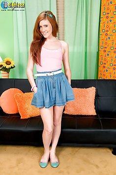 Ginger Flatter