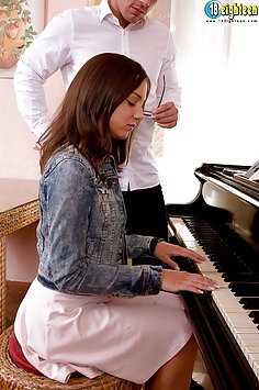 Pounding On The Piano