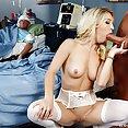 Nurse Bentley Gets Boned - image