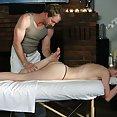Sexy Steamy Oily Massage - image