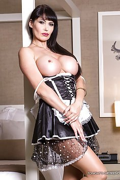 Fucking The French Maid