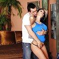 Hot Ass Girl Seduces Married Man - image