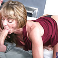 Mom Wants His Cock - image