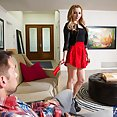 Hot and Horny Lexi Belle - image