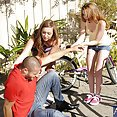 Maddy O'Reilly and Marie McCray Threesome - image