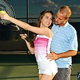 Tennis Lessons Love Pussy - image