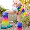 Unicorn fun with Danielle - image